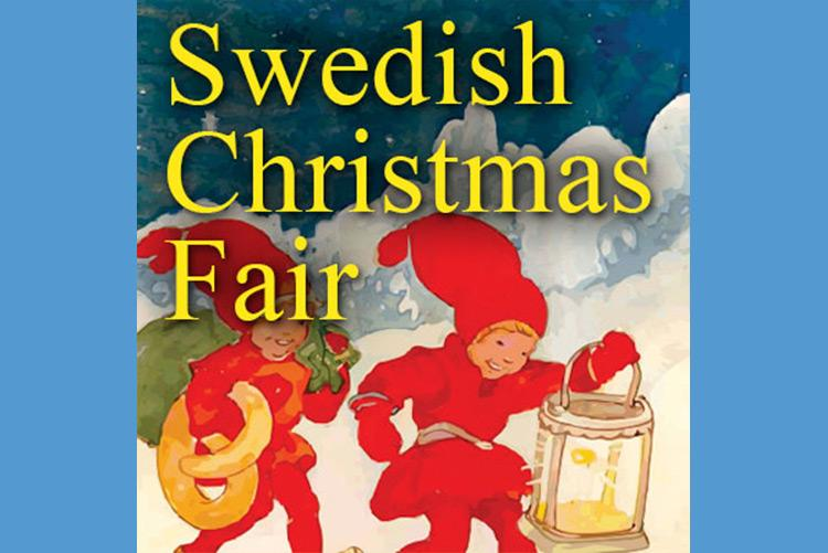 Swea Swedish Christmas Bazaar Nov. 18th